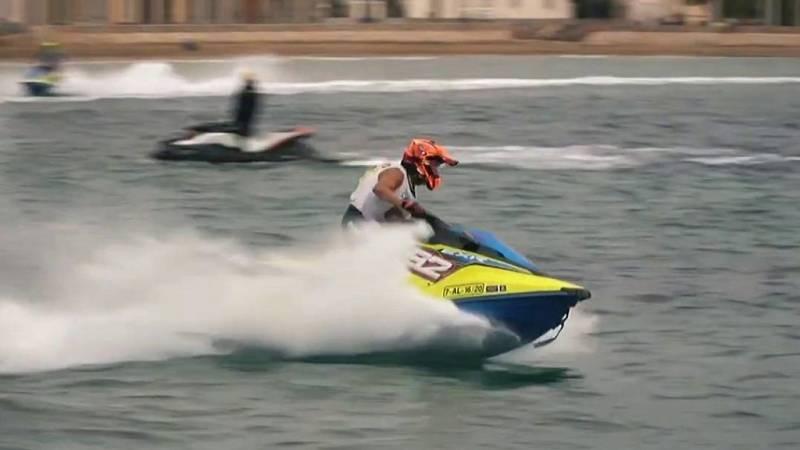 Motonáutica - Campeonato de España motos de agua. Copa del Rey Motos agua y Flyski - ver ahora