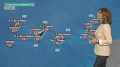 El tiempo en Canarias - 16/10/2020