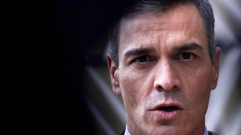 """Sánchez, sobre el comunicado de la CE a la renovación del CGPJ: """"Respeto absoluto"""""""