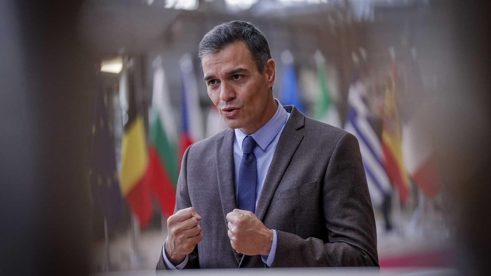 """Sánchez insta al PP a negociar la renovación del CGPJ para no tener que reformar la ley: """"Lo usa como rehén"""""""