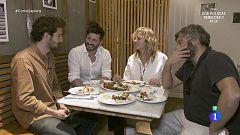 Una ventana al cine y la gastronomía griega con Emma Suárez