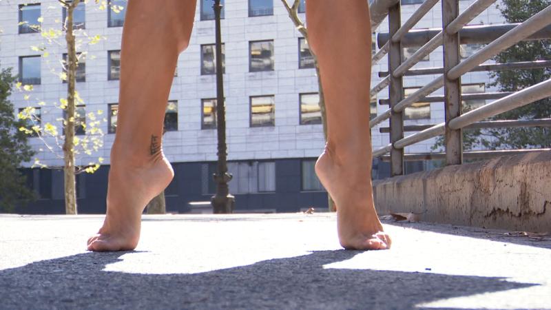 El baile y la salud de nuestros pies