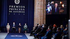Discurso de Raúl Padilla, director de la Feria Internacional del Libro de Guadalajara, en los Premios Princesa de Asturias 2020