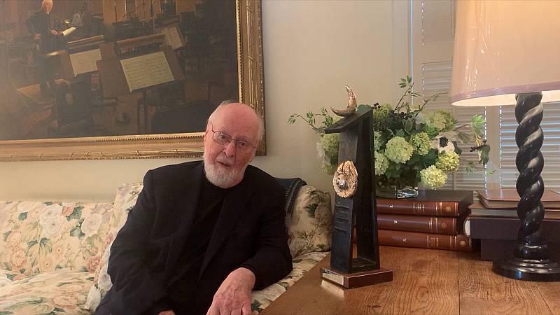 John Williams agradece el Premio Princesa de Asturias y recuerda a Ennio Morricone