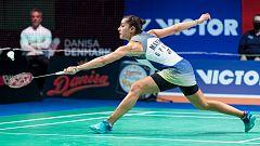 Bádminton - Danisa Denmark Open. 1/4 Final: Carolina Marín - Zhang Bei Wen
