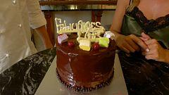 Aquí la Tierra - ¡Una tarta con nombre propio!