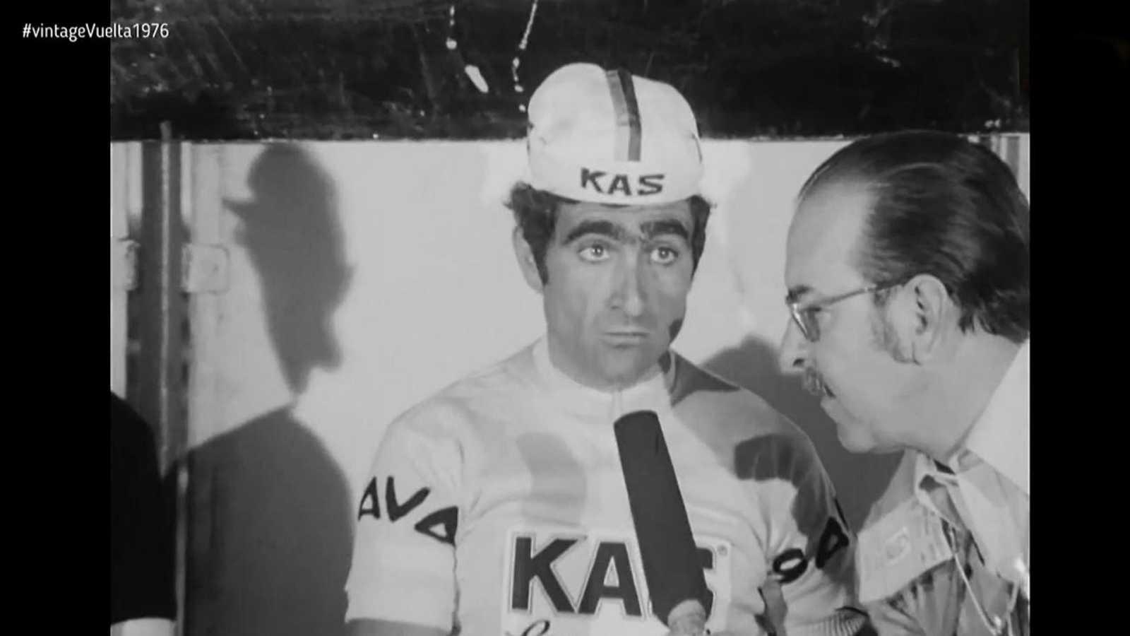 Conexión Vintage - Vuelta ciclista a España 1976 - ver ahora