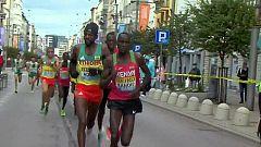 Atletismo - Campeonato del Mundo. Medio maratón carrera masculina