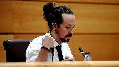 Iglesias recurre el auto que pide su imputación al Supremo