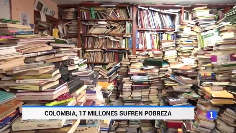 En Colombia 17 millones de personas sufren pobreza