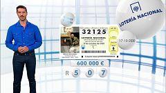 Lotería Nacional - 17/10/20