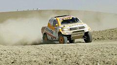 "Automovilismo - Motor ""Rallye Andalucía"": resumen"