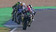 Motociclismo - Campeonato del Mundo Superbike 2020. Prueba Estoril World Supersport 300 1ª carrera