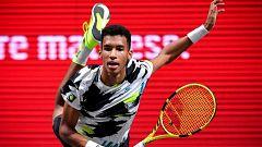Tenis - ATP 250 Torneo Colonia. Semifinal: F. Auger-Aliassime - R. Bautista Agut