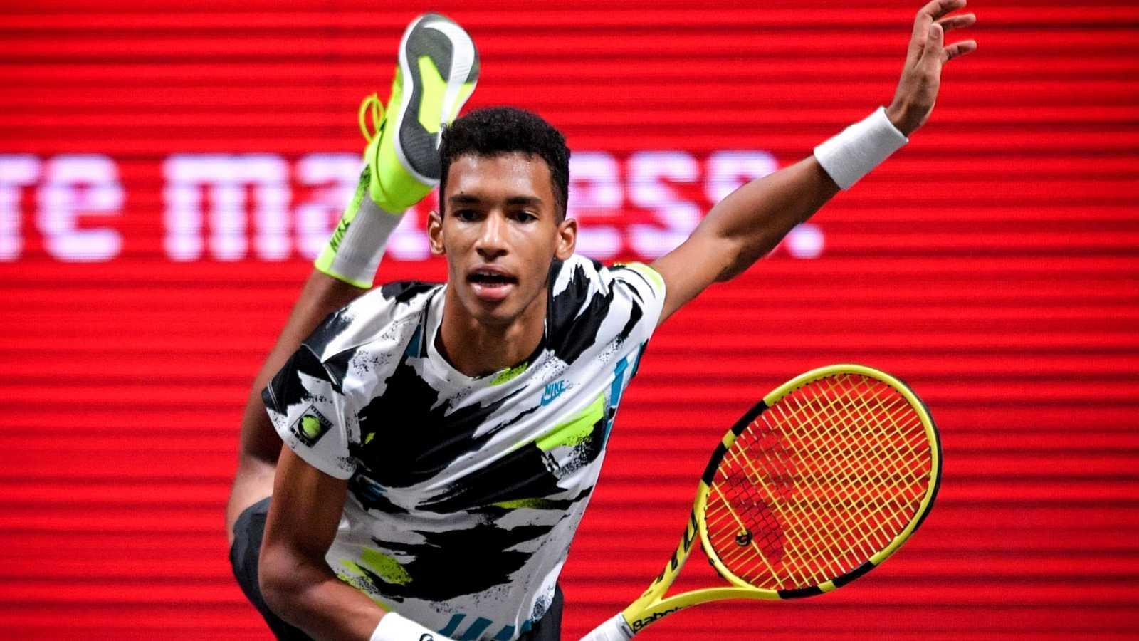 Tenis - ATP 250 Torneo Colonia. Semifinal: F. Auger-Aliassime- R. Bautista Agut - ver ahora