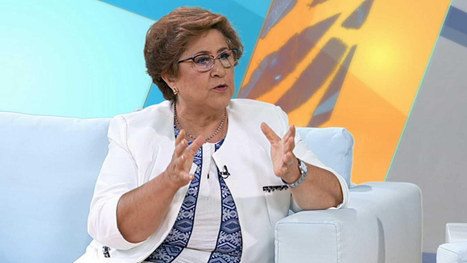 Shalom - Perla Wahnon preside la ciencia de España - ver ahora