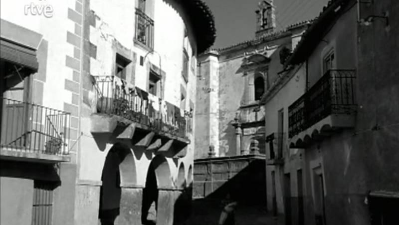 La víspera de nuestro tiempo - Por tierras de Extremadura de Miguel de Unamuno