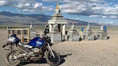 Diario de un nómada - Las huellas del Gengis Khan: Las atroces carreteras de Mongolia