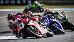Motociclismo - Campeonato del Mundo Superbike 2020. Prueba Estoril WorldSBK 2ª carrera