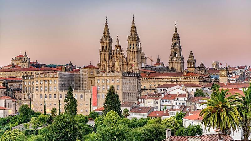 Un país mágico - Santiago de Compostela - ver ahora