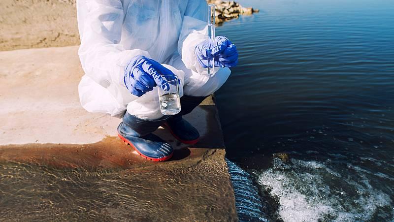 El análisis de aguas residuales, clave para detectar coronavirus