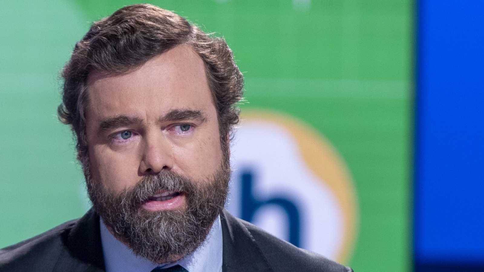 """Espinosa de los Monteros: """"Sé de buena fe que hay gente de todos los partidos que quiere votar a favor de la moción"""""""
