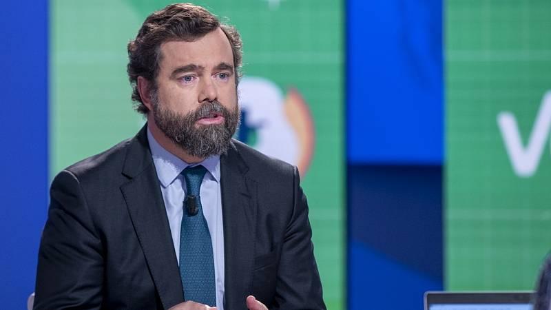 Espinosa de los Monteros desconoce qué hará el PP en la moción de censura