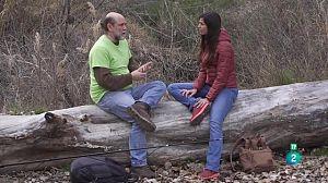 Entrevista Ángel Guardiola, experto en murciélagos