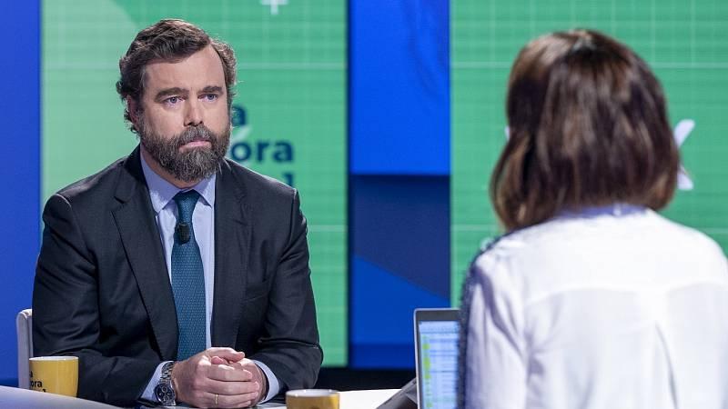 Entrevista íntegra a Iván Espinosa de los Monteros en La Hora de la 1