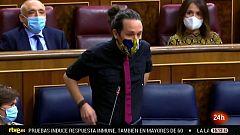 Parlamento - El foco parlamentario - Iglesias: sesión de control y reprobación rechazada - 17/10/2020