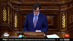 Parlamento - El foco parlamentario - Illa defiende el estado de alarma en el Congreso - 17/10/2020
