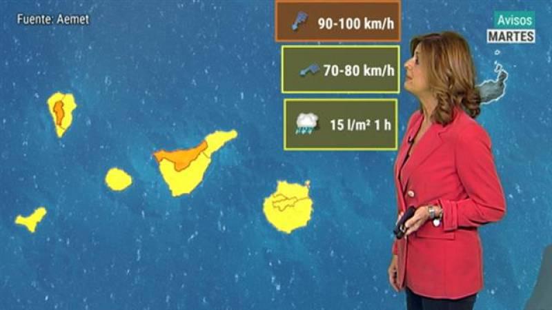 El tiempo en Canariass - 19/10/2020