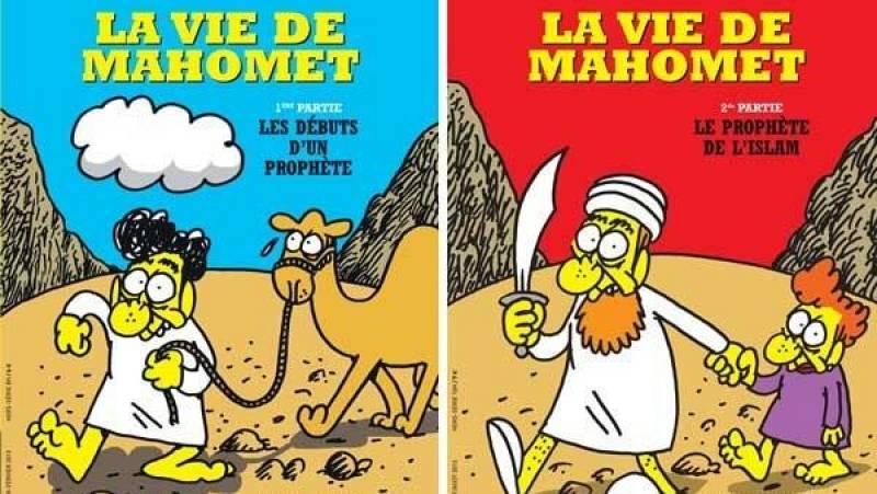 Mahoma, el dibujo prohibido que indigna a la comunidad musulmana