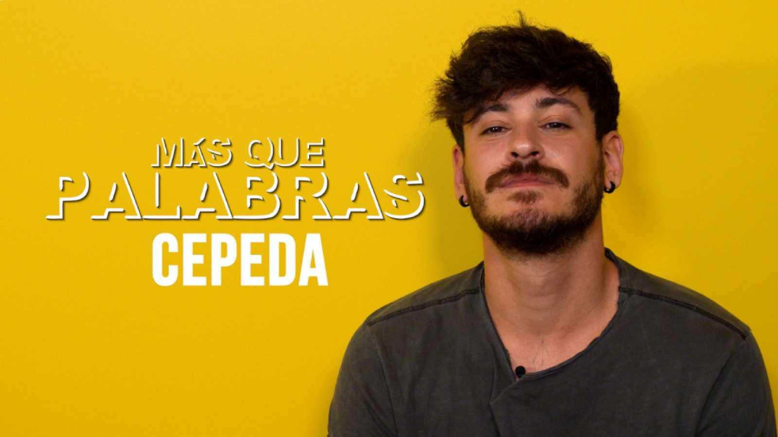"""Cepeda desvela el significado de la letra de """"Con los pies en el suelo"""""""