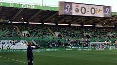 La nueva forma de vivir el fútbol 'in situ' en Segunda B y Tercera