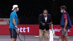 Tenis - ATP 250 Torneo Colonia (II).  1er. Partido: Jordan Thompson - Gilles Simon