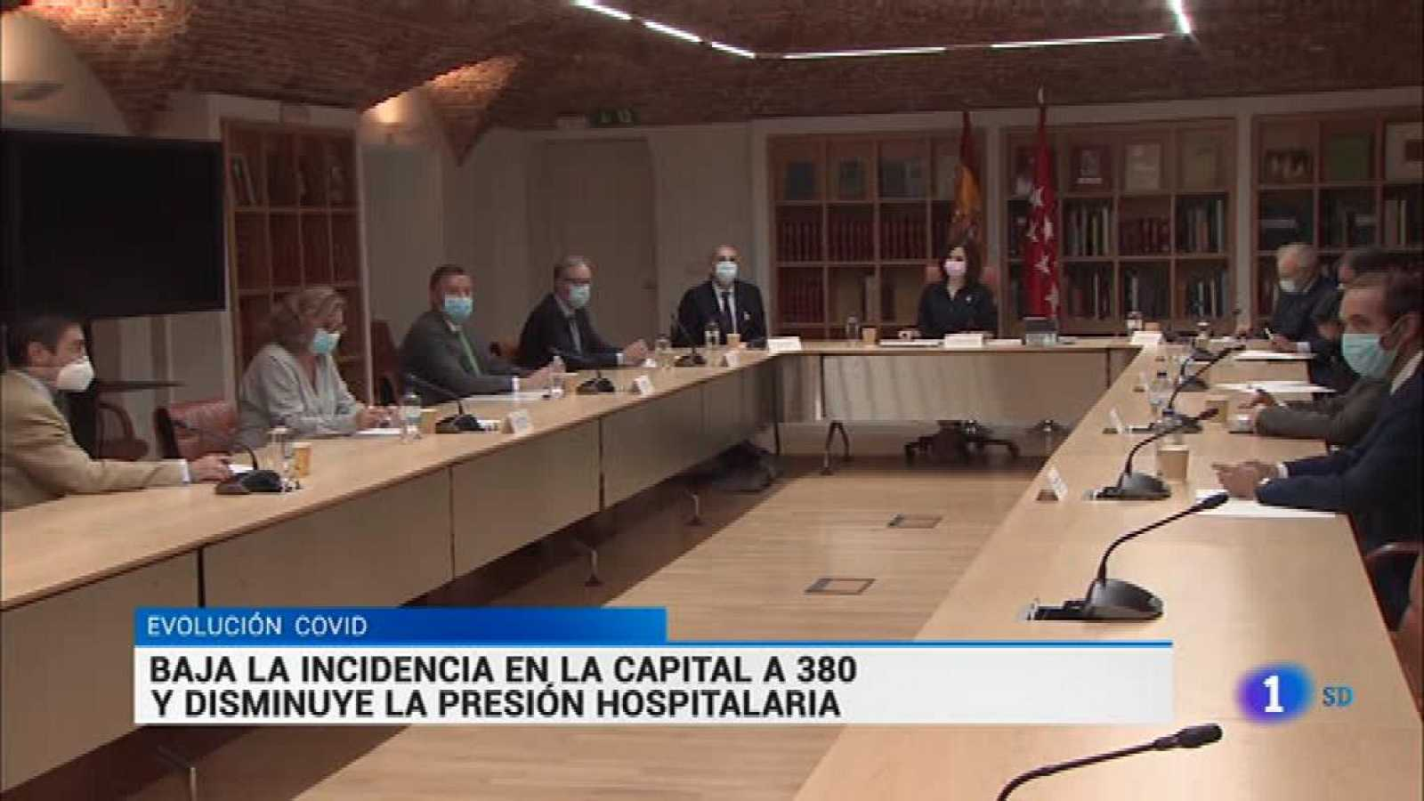 Informativo de Madrid 2 - 2020/10/19- Ver ahora
