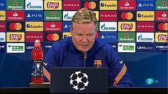 Desmarcats - Actualitat. El Barça es prepara per debutar a la Champions