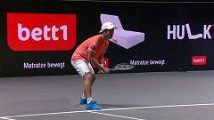 Tenis - ATP 250 Torneo Colonia (II).  2º Partido: Yoshihito Nishioka - Kyle Edmund