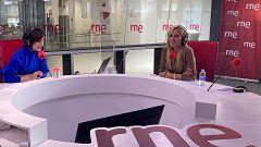 Entrevista a Marta Sánchez en 'Tarde lo que tarde'
