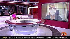 """Entrevista 24h a Rebeca Alonso, paciente de cáncer de mama: """"Sin los retrasos por el coronavirus, en mi caso se habría evitado la metástasis"""""""
