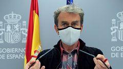 Especial informativo - Coronavirus. Comparecencia de Fernando Simón - 19/10/20