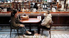 Navarra anuncia el confinamiento perimetral y el cierre de bares y restaurantes