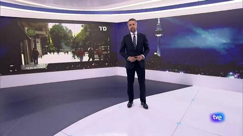Telediario - 21 horas - 19/10/20 - ver ahora