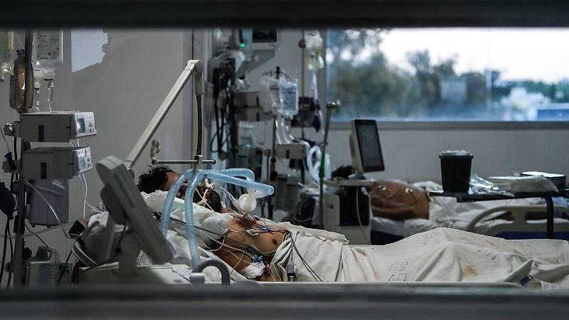 Argentina supera el millón de contagios mientras se agrava la crisis económica en el país