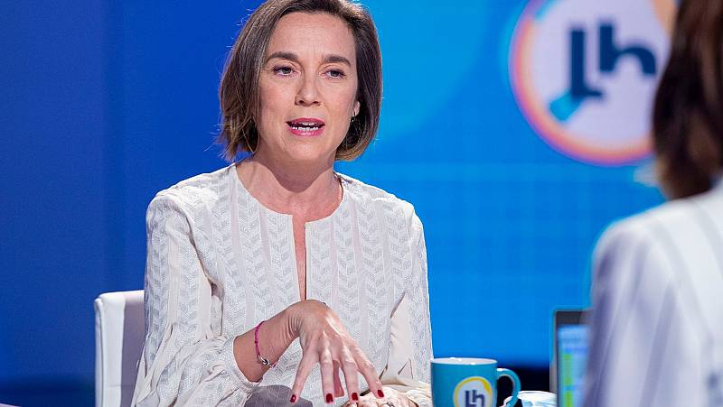Entrevista íntegra a la portavoz del PP, Cuca Gamarra