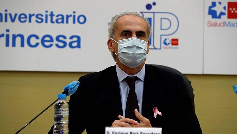 El Gobierno de la Comunidad de Madrid estudia pedir al Gobierno central el toque de queda