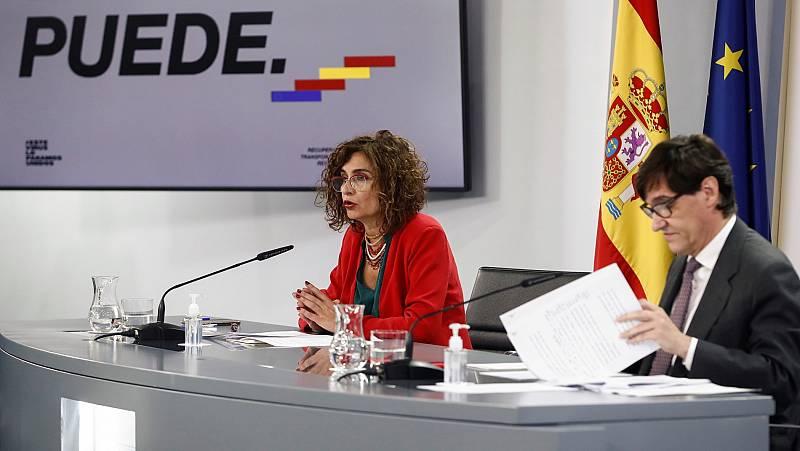Sanidad analizará el toque de queda en toda España