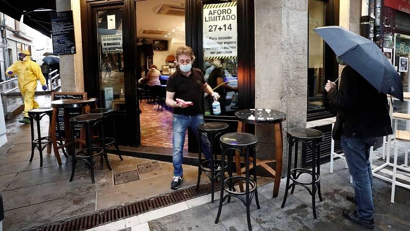 Navarra se prepara para el cierre perimetral del jueves con récord de contagios