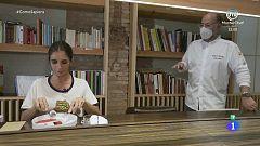 Elena Furiase visita el primer restaurante de postres del mundo